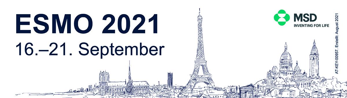 ESMO 2021 - 16.-21. September